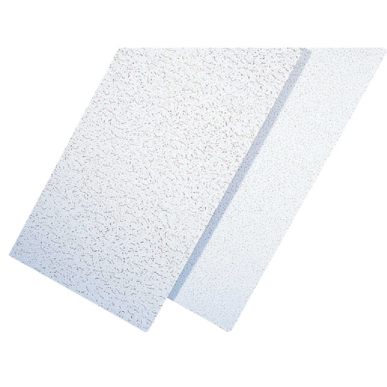 Fifth Avenue 2 Ft. x 4 Ft. White Mineral Fiber Square Edge Ceiling Tile (8-Count) Image 7