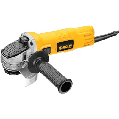 DeWalt 4-1/2 In. 7-Amp Angle Grinder with One-Touch Guard