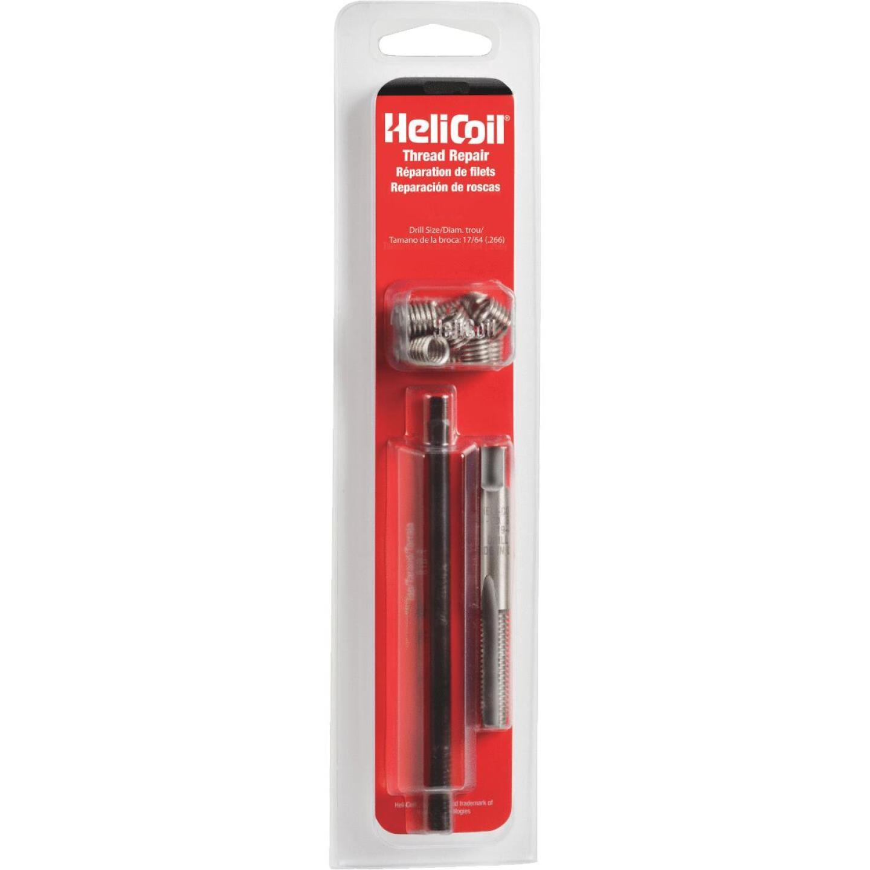 HeliCoil 7/16-14 Stainless Steel Thread Repair Kit Image 1