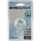 InterDesign Power Lock Suction Shower Razor Holder Image 2