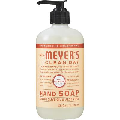 Mrs. Meyers 12.5 Oz. Clean Day Oat Blossom Hand Soap