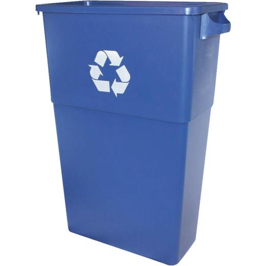 Impact 23 Gal. Recycle Trash Can Container