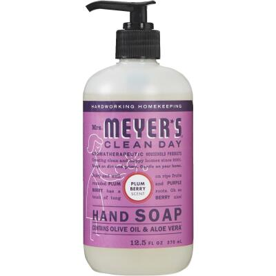 Mrs. Meyers 12.5 Oz. Clean Day Plumberry Hand Soap