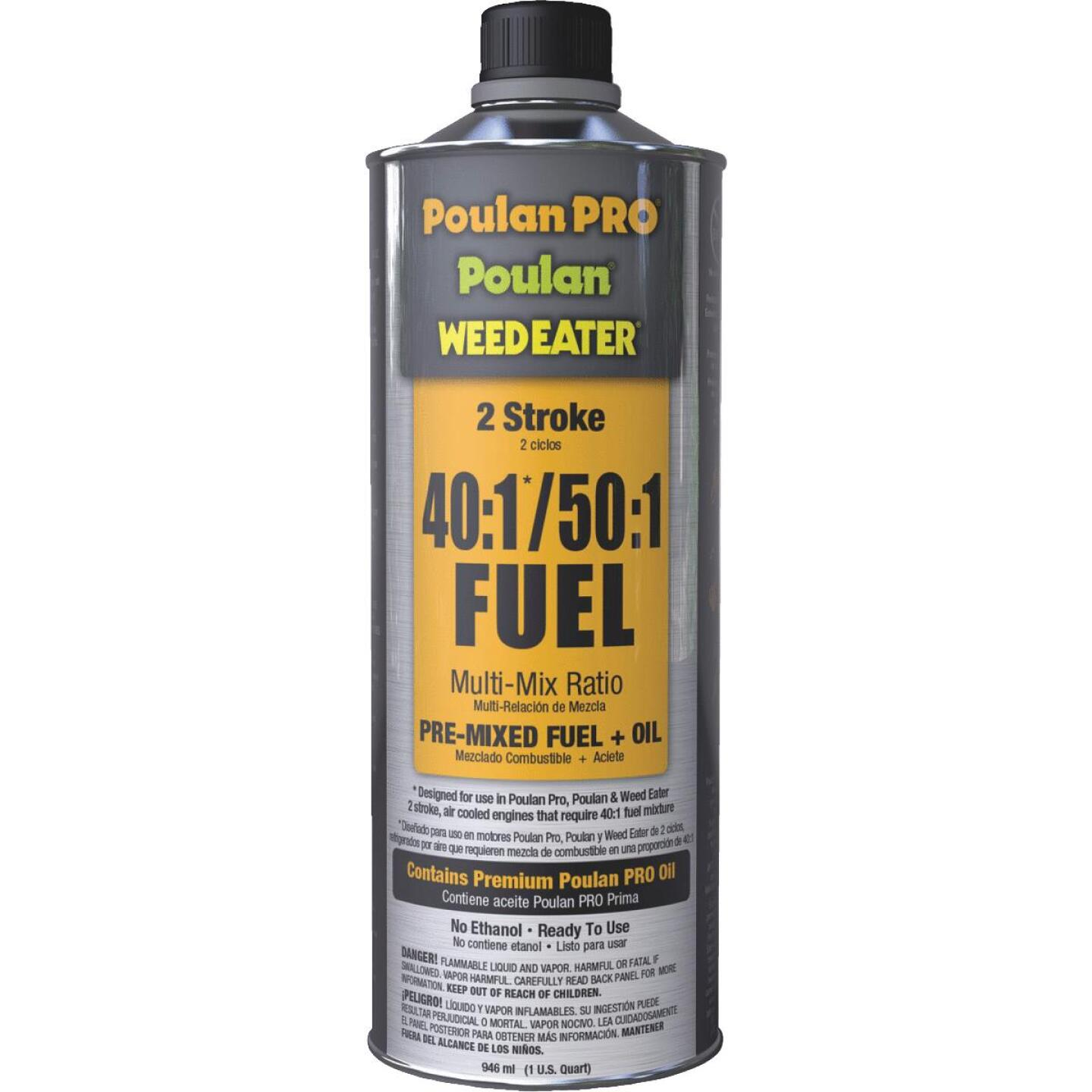 poulan pro weed eater fuel filter poulan pro weedeater 1 quart 40 1 50 1 ethanol free small engine  poulan pro weedeater 1 quart 40 1 50 1