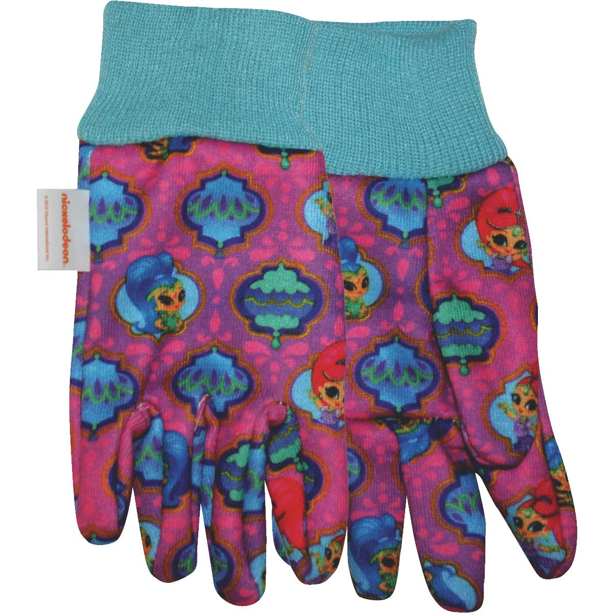 Nickelodeon Shimmering /& Shine Girl/'s Protection Pad Set With Gloves